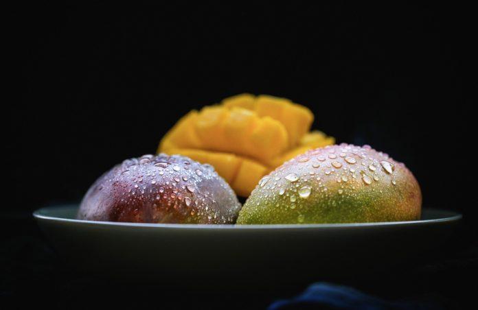 Mango-Ingwer- Likör
