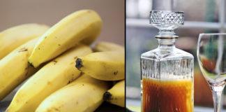 Bananenlikör